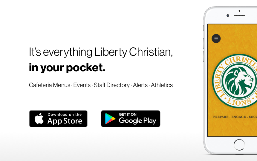 LCP's New App